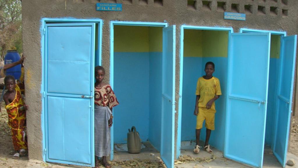 Construction de toilettes dans 3 écoles Mauritanie