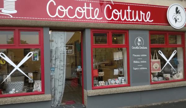 Cocotte Couture, une mercerie créative et espace créateurs-